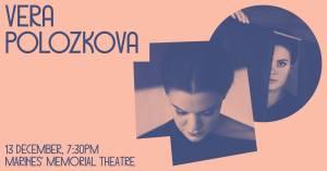 flier for Vera Polozka