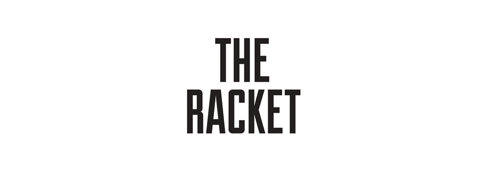 flier for The Racket