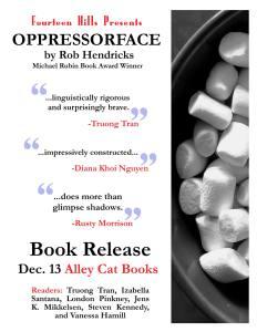 Oppressorface flier