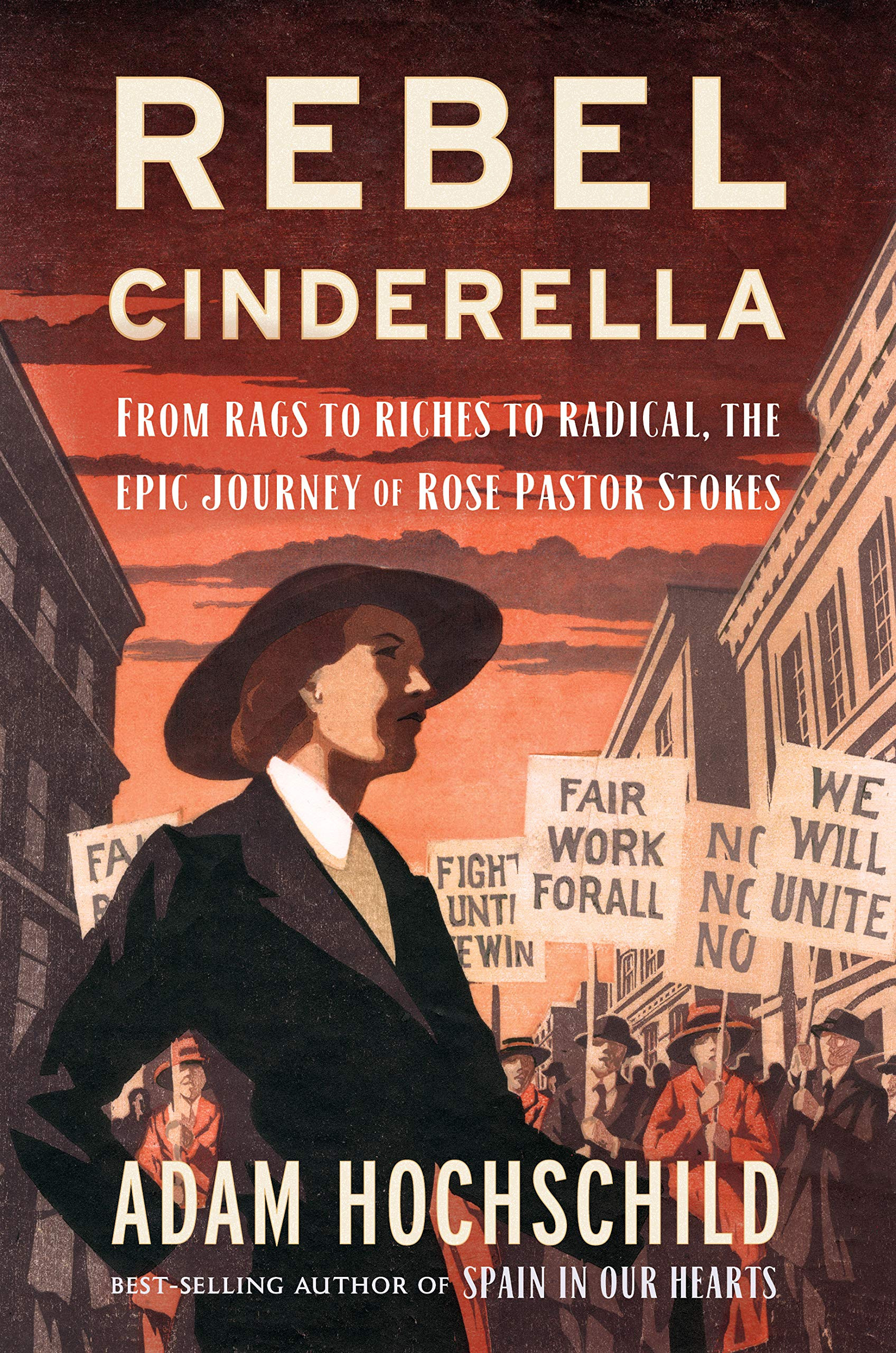 front cover of Rebel Cinderella