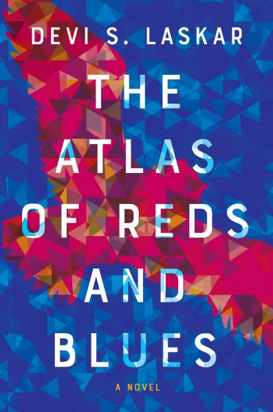 front cover of The Atlas of Reds and Blues