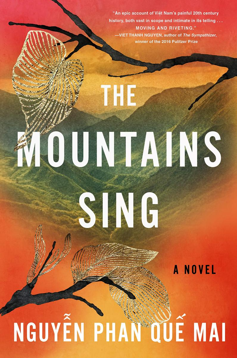 front cover of The Mountains Sing