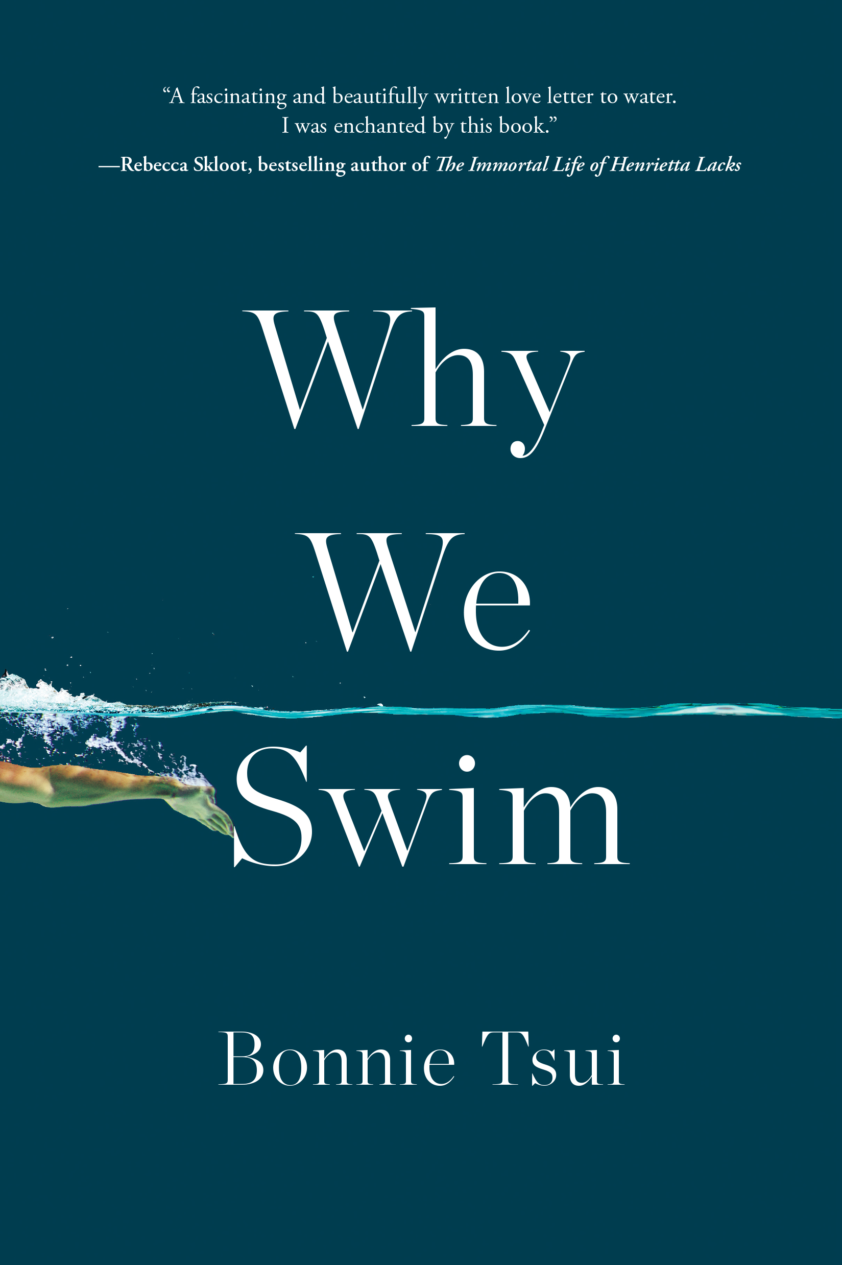 front cover of Why We Swim