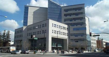 SFSU MLK Library