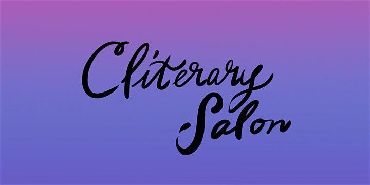 Cliterary Salon banner