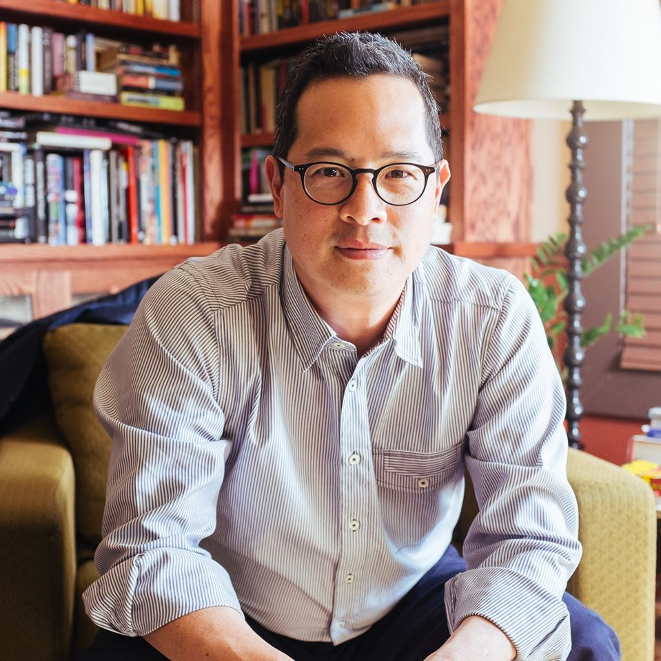 photo of Jeff Chang