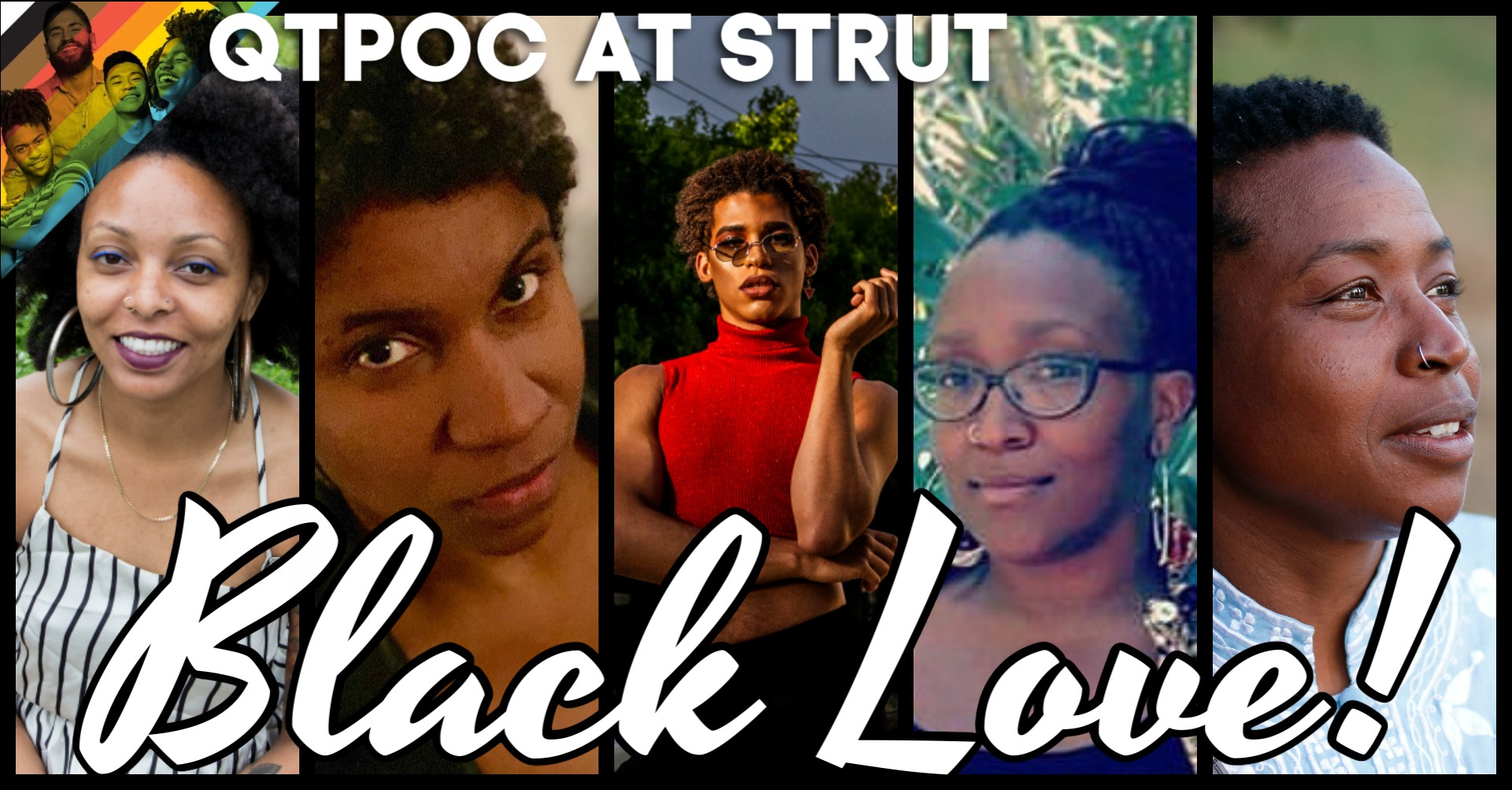 QTPOC at Strut