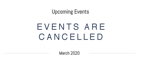 Litseen events cancelled