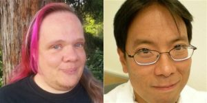 Alex Gino & Mike Jung to Support the Multicultural Children's Bookstore