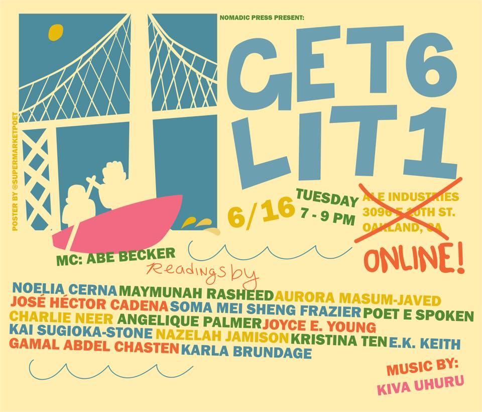 Get Lit #61 (Music by: Kiva Uhuru)
