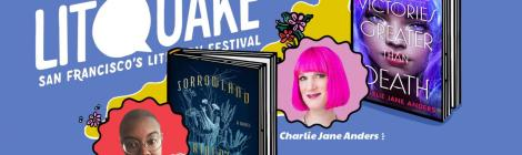Virtual Event: Rivers Solomon and Charlie Jane Anders
