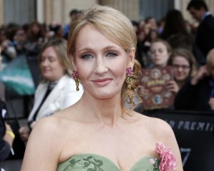 JK Rowling On 'The Daily Show'