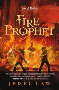 12/13/12 – LitStack's 2 a Day Giveaway: Fire Prophet by by Jerel Law
