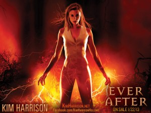 LitStack Review: Ever After by Kim Harrison