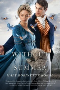 Featured Author Review: Without a Summer by Mary Robinette Kowal