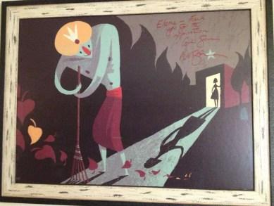 Christines Gaiman Art