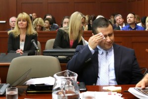 Zimmerman Juror Backs Out of Planned Book Project