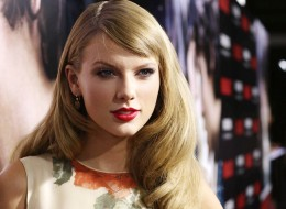 Taylor Swift Cast in 'The Giver'