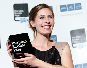 Eleanor Catton Is Youngest Man Booker Winner