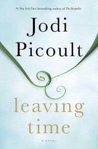 LitStack Review:  Leaving Time by Jodi Picoult