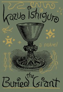 Flash Review:  The Buried Giant by Kazuo Ishiguro