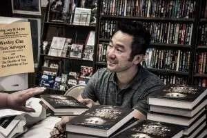 Wesley Chu, photo by Paul Weimer