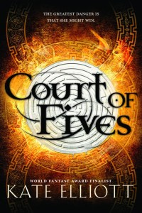 LitStack Review:  Court of Fives by Kate Elliott