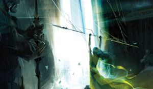 LitStack Review:  The Providence of Fire by Brian Staveley