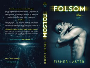 Cover Reveal: Folsom by Tarryn Fisher and Willow Aster