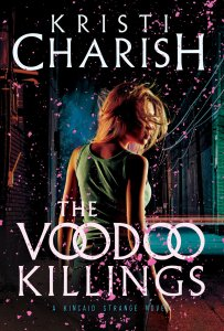12/17/18: December Giveaway – The Voodoo Killings by Kristi Charish