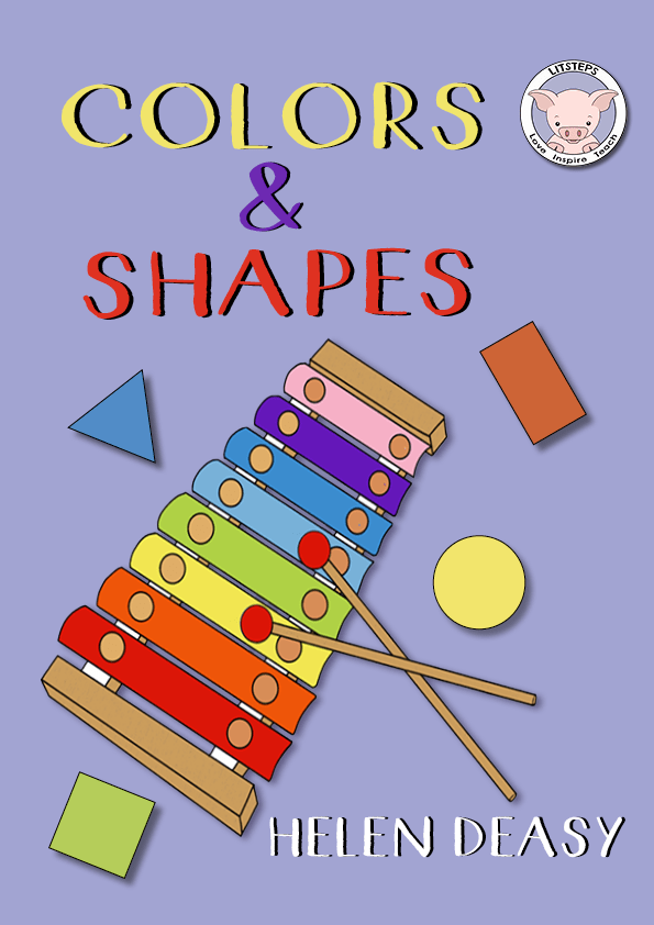 Colors and Shapes book link
