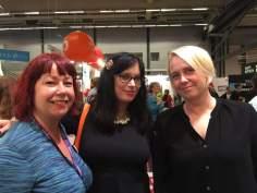 Montermingel på lördagen med Helena Dahlgren och Ann Lihammar