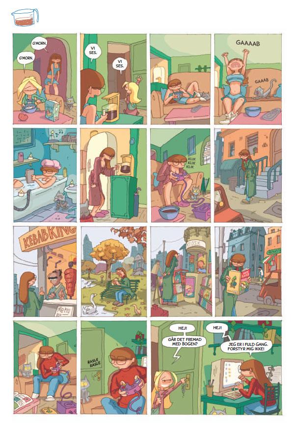Tegneserie sex tegneserier fulde