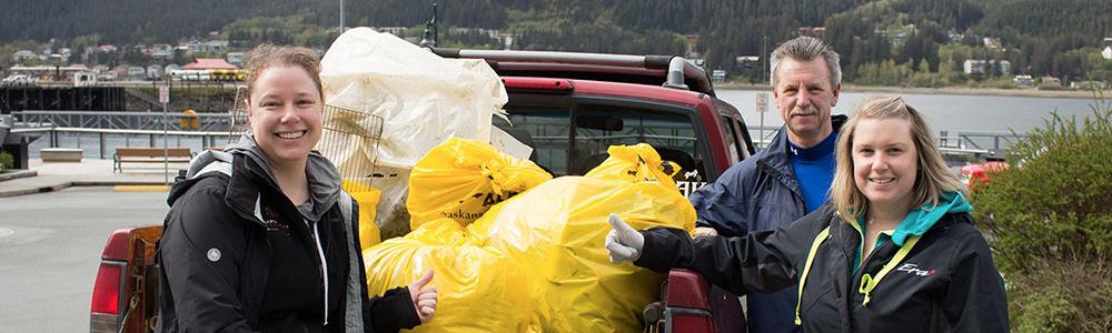 Litter Free, Inc. - Juneau Alaska