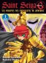 préquel chevaliers du zodiaque chevalier d'or du lion sanctuaire Athéna guerre dieux trahison