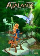 Atalante mythologie grecque dons cadeaux héros Argus Jason centaures faunes amis