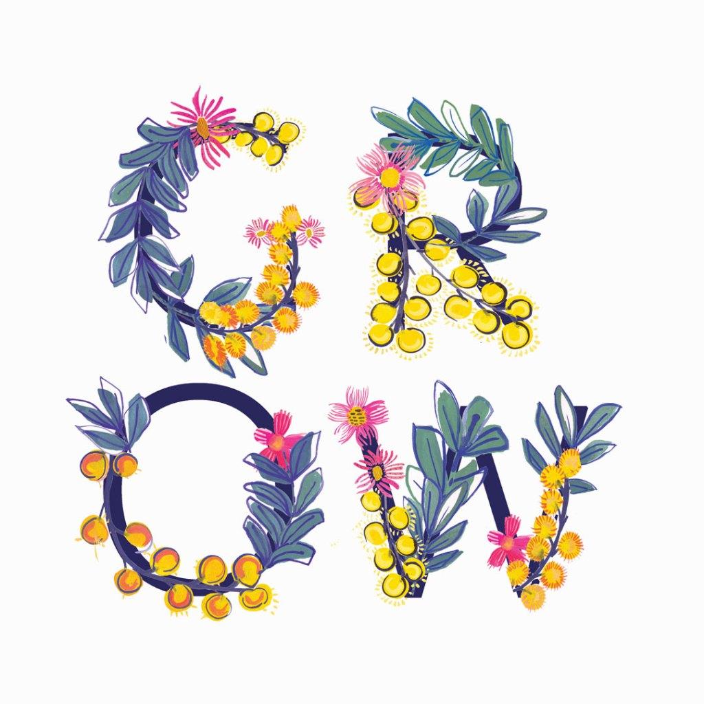 Grow by Jimena Garcia (LittlCrow)