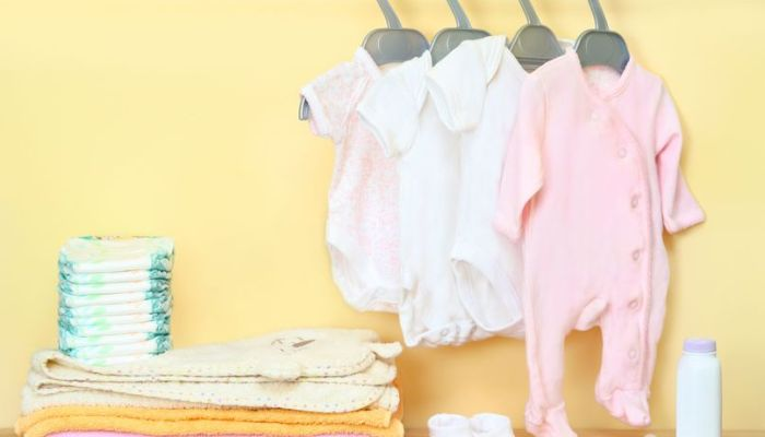 4673498 - Clothes And Accessories For Newborn