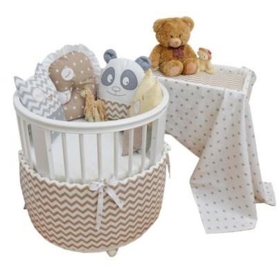 Комплект в кроватку Alis Сплюшки (4 предмета)