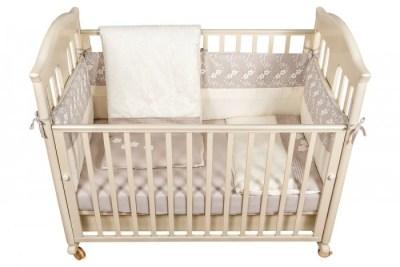 Комплект в кроватку Bebe Luvicci Elegante (6 предметов)