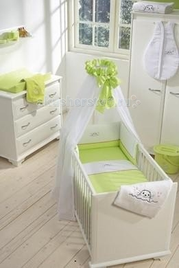 Балдахин для кроватки Anel Joupy Limoen