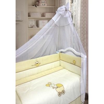 Комплект в кроватку Bombus Мой малыш (7 предметов)