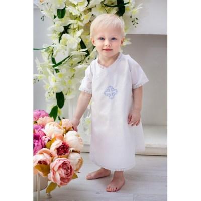Makkaroni Kids Рубашка для крещения Елисей