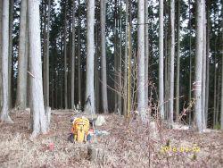 上堂平 <512m>(JA/IB-012) 茨城県久慈郡大子町