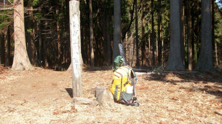 権現平 <569m> (SOTA:JA/KN-020) 神奈川県相模原市緑区
