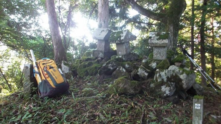 白石山 <1102m> (JA/GM-089) 群馬県多野郡神流町