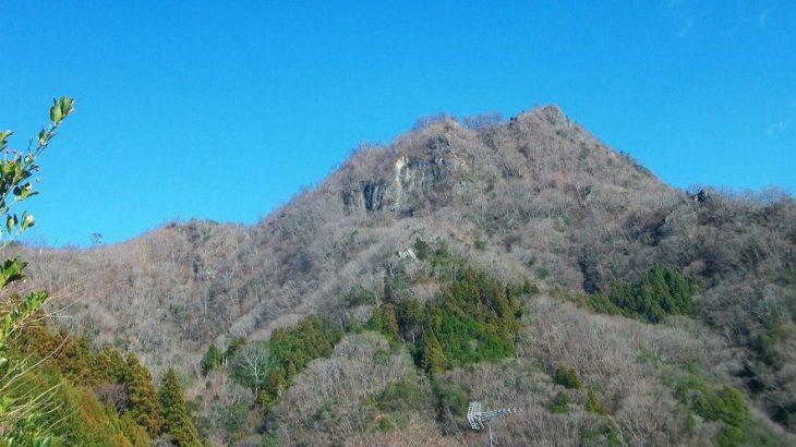 奥久慈男体山 <654m> (JA/IB-005) 茨城県久慈郡大子町/日立太田市