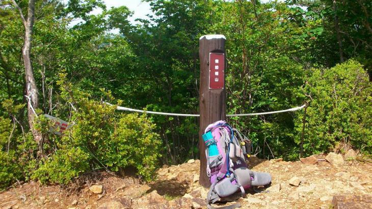 備前楯山 <1272m> (JA/TG-040) 栃木県日光市