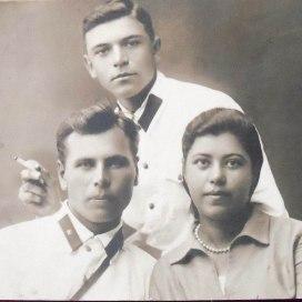 Неизвестное фото. 1930-е годы.