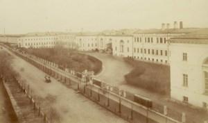Слободской дворец - он же главный корпус ИМТУ
